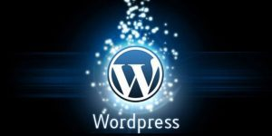 setting up a new wordpress site