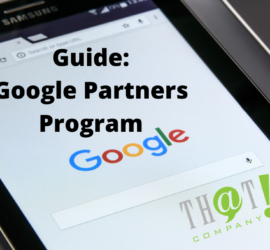 Google Partner Program Guide
