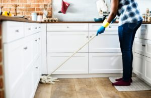 your service must match your ad like cleaning
