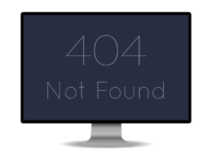 status codes - 404 error on monitor