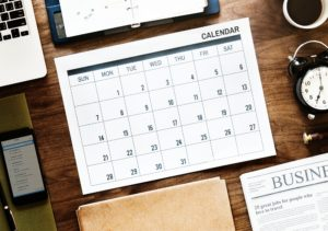 Mark your seasonal content periods