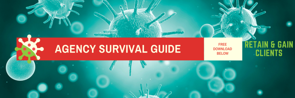 Agency Survival Guide Page Header