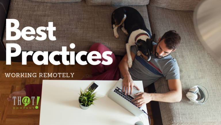 Best Practices When Working Remotely During COVID-19 | Staying On-Task