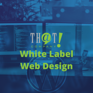 White Label Web Design