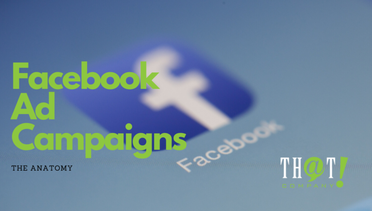 Working with Facebook Ads – The Anatomy of a Facebook Ads Campaign