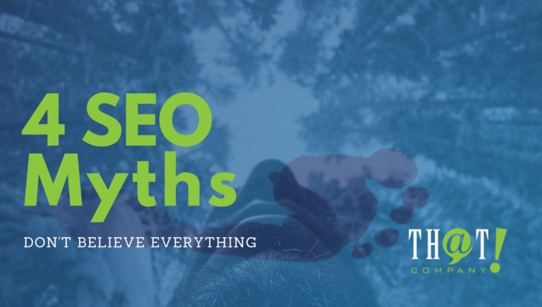 4 SEO Myths That Need to Go Away in 2020