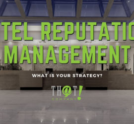 HOTEL REPUTATION MANAGEMENT