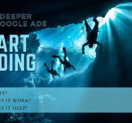 SMART BIDDING TAKES GOOGLE DEEPER