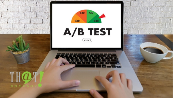 Use AB testing to determine the best options
