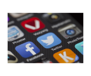 Paid Search Advertising or Social Media? | A Phone With Social Media Apps