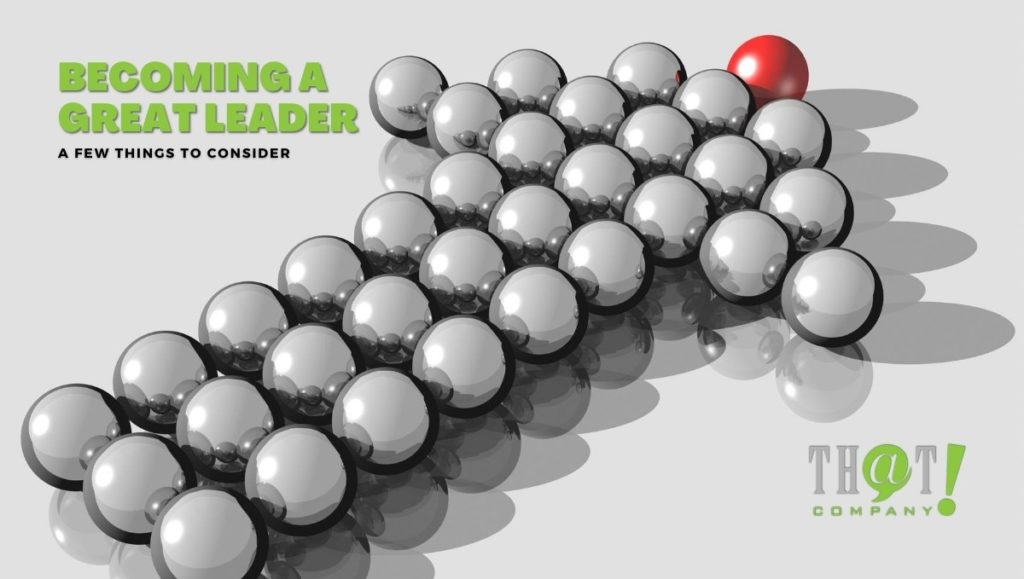 THE LEADER WITHIN CAN BE DISCOVERED