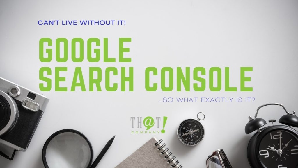 What is Google Search Console blog post image