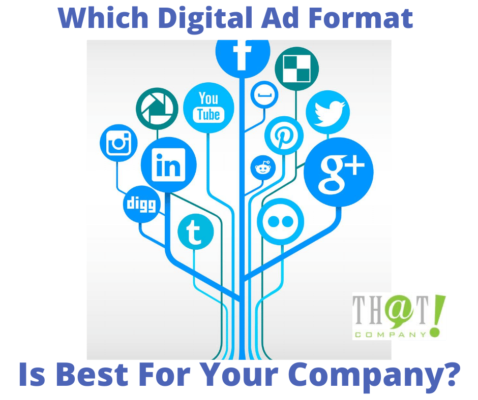 Should i Use Paid Search Advertising   Tree of Social Media Icons