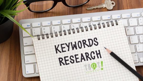 keyword research is a basic strategy
