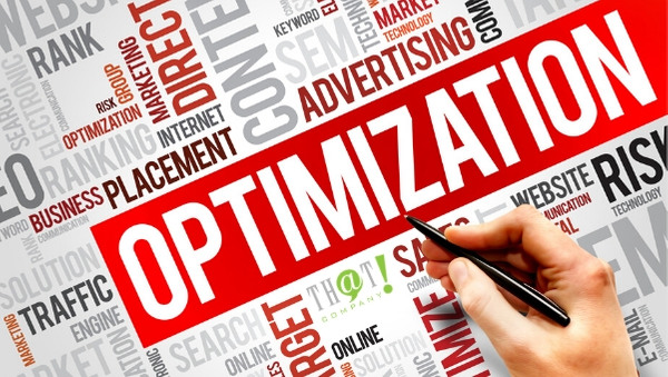 optimization is a basic website strategy