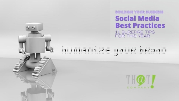 Humanize Your Brand in Social Media