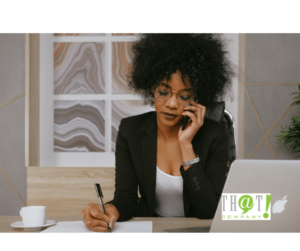 What to Expect from Your Cold Calls | Woman Making a Cold Call on a Phone