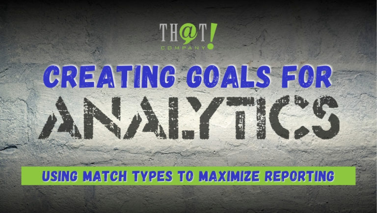 """Creating Google Analytics Goals: """"Equals to"""" or """"Begins with"""" or """"Regular expression""""?"""