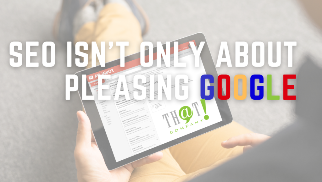 How SEO Specialists Affect Readability | Person Reading on Tablet