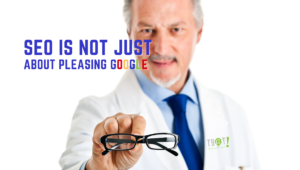 SEO Specialist Optimize for Readbility | Doctor for the Visually Impaired