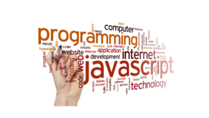Javascript Code Snippet | A Word Cloud of Javascript Vocabulary