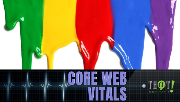 LCP is a part of CORE WEB VITALS