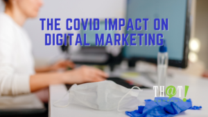 How CoronaVirus Impacts Digital Marketing | Sanitation Device Near Work Station