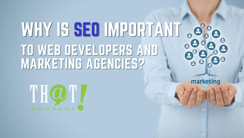 Why is SEO Important to Web Developers | Marketin Image About SEO
