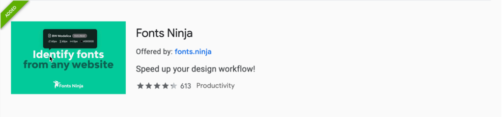 Web Dev Productivity | Fonts Ninja