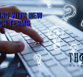 Dealing With New Search Terms Featured