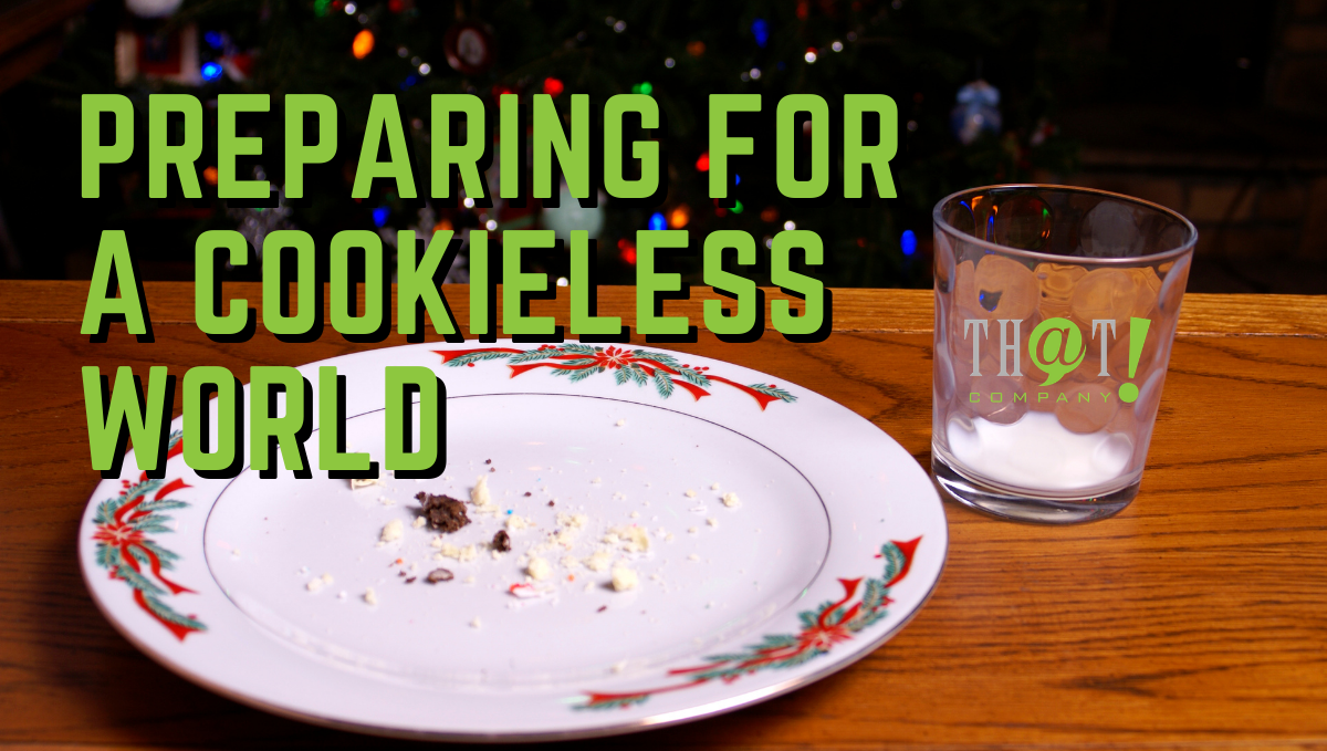 Cross Filter in a Cookieless World | An Empty Plate and Glass