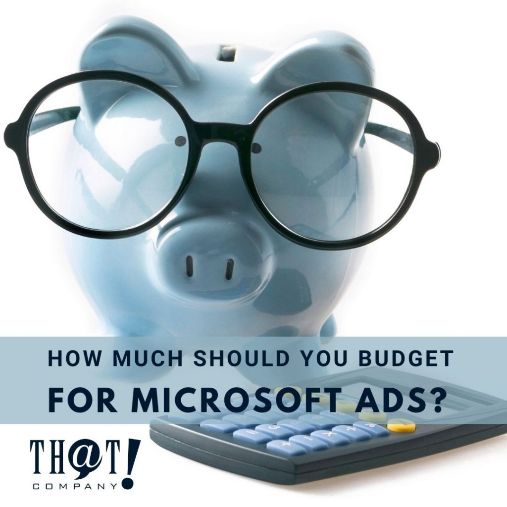 How Should You Spend for Microsoft Ads?