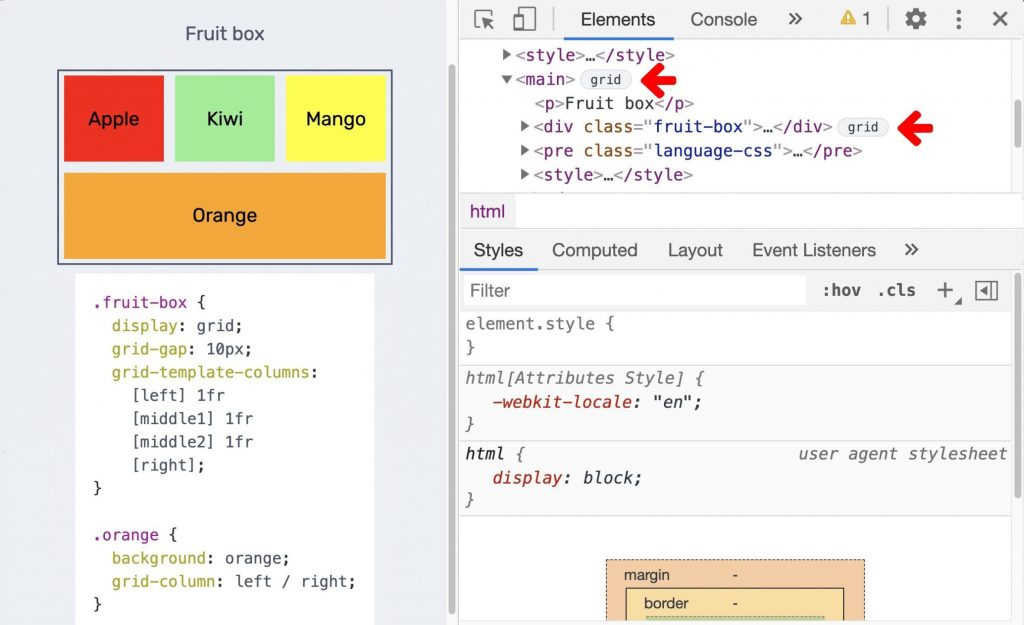 New CSS Debugging Tool For Web Design   Inspector CSS Elements