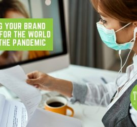 Learn How to Keep Your Brand Ready For Life After the Pandemic | Girl Looking at Paper