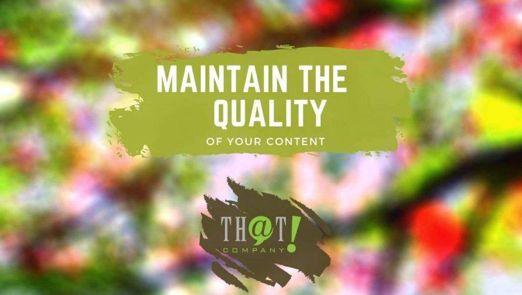 Maintain the Quality of Images in Your Graphic Design