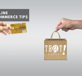 Online eCommerce Tips | Hands Coming Out Making Purchases