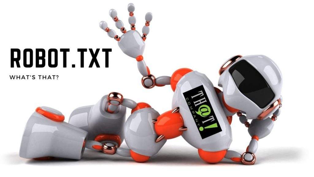 Robots.txt Are Essential For Site Optimization | Robot waving