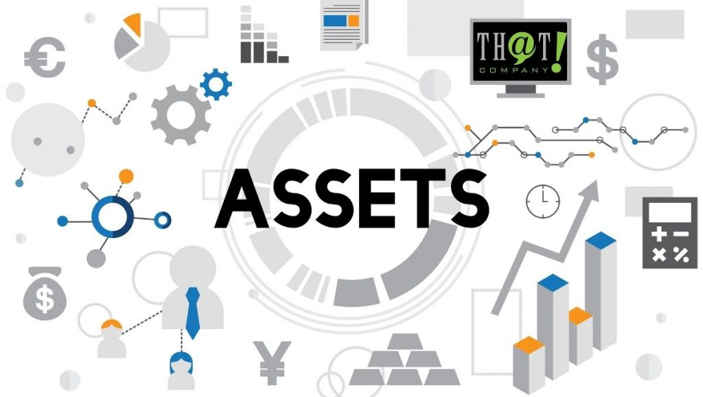 What Are Your Marketing Assets? | Image of the Word Assets