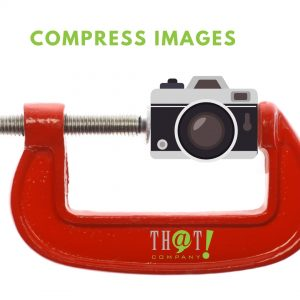 Best Practice For Websites: Compressing Images | Camera Being Crushed