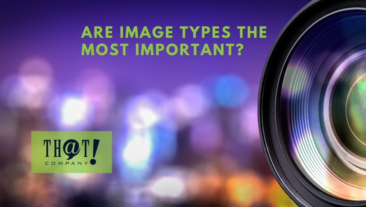 Best Practice For Web Design : Image Type Importance | Camera Pointing to Blurry Night Sky