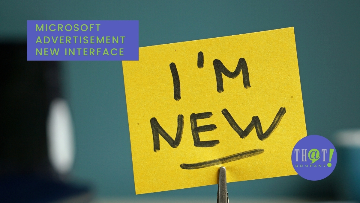 """Microsoft Advertisement New Interface Opinion 