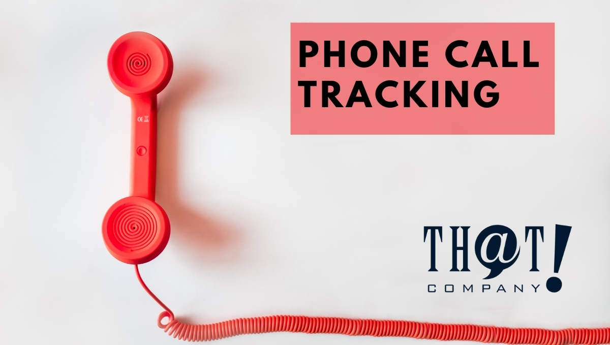 Digital Marketing Needs And Tools | Red Phone Laying Against White Background
