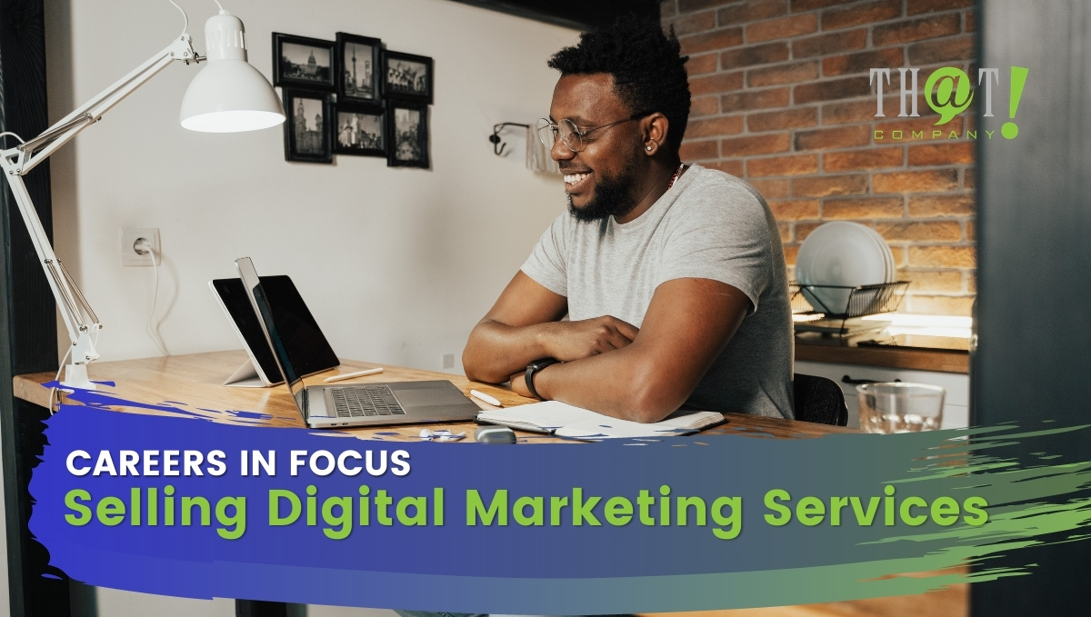Selling Digital Marketing Services