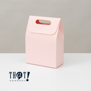 Using TikTok For Branding   A White Paper Bag Without A Brand