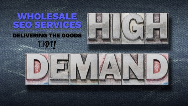 wholesale SEO is in high demand