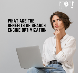 Benefits of Search Engine Optimization | A Girl Sitting with a Laptop On Her Lap While Her Hands Is On Her Chin