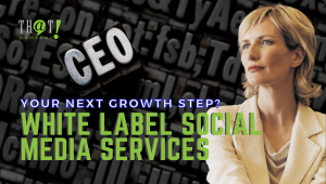 White Label Social Media Service. We support you as the CEO of your agency.