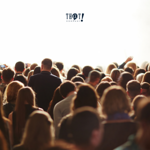 Knowing Your Audience | A Group of People Walking